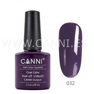 canni esmalte permanente morado especial uv led