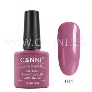canni esmalte permanente fucsia pálido uv led