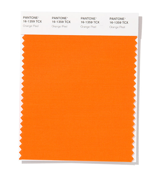 Pantone-Fashion-Color-Trend-Report-New-York-Spring-Summer-2020-Orange-Peel